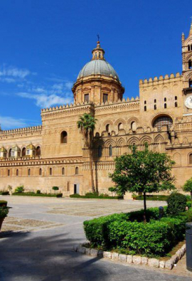 Monreale and Palermo